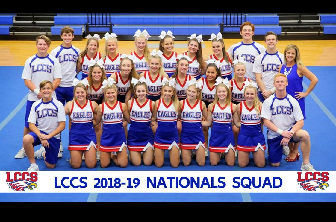 Lake Country Christian School Photo - 2018-2019 Co -Ed National Champion Cheer Squad