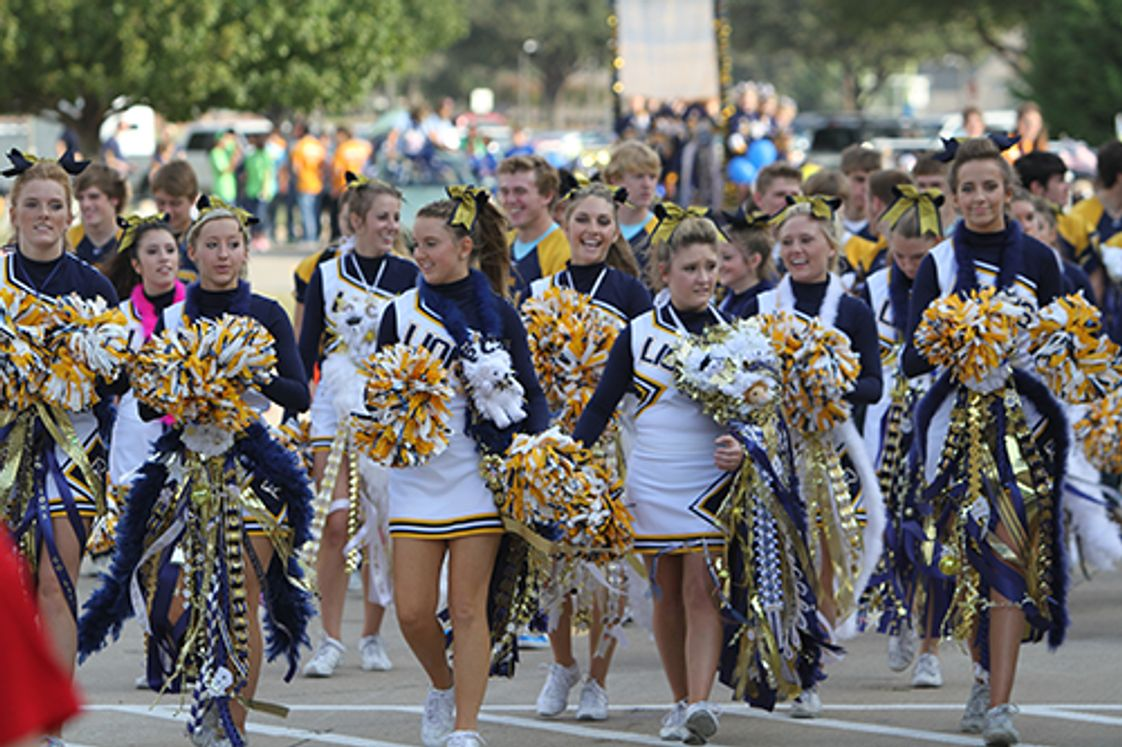 Prestonwood Christian Academy Photo - Prestonwood Christian Academy Homecoming Parade