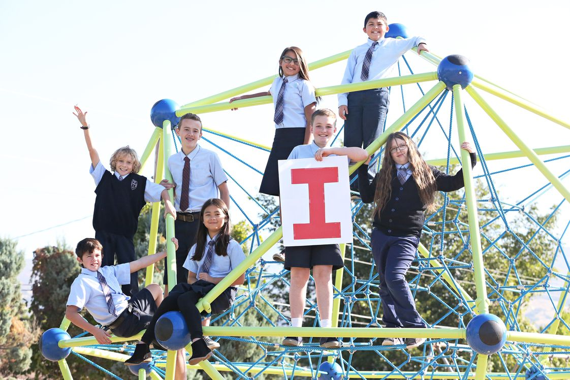 Saint Olaf Catholic School Photo - Saint Olaf Students are Inclusive!