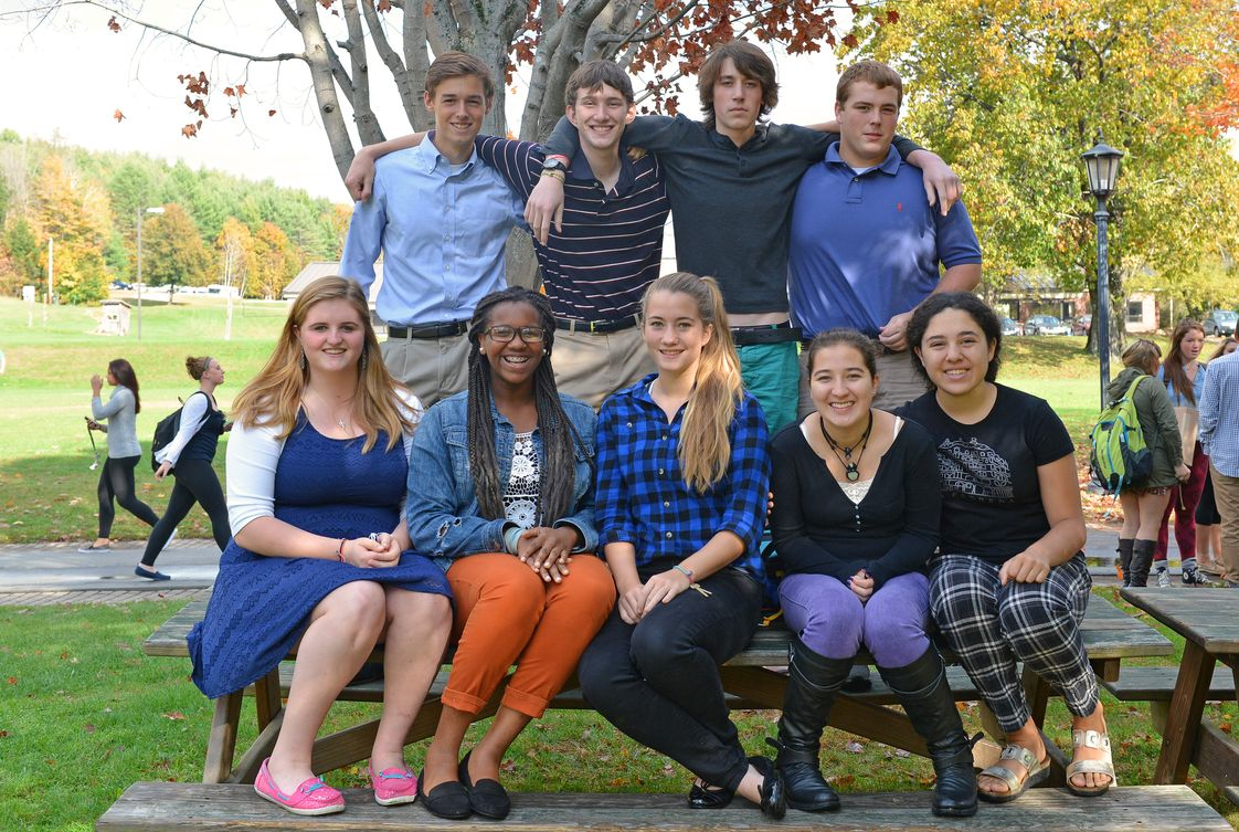 Vermont Academy Photo #1 - Each trimester, student groups take part in VA's Global Programs. Including trips to Spain, Chile, Belize and now China.