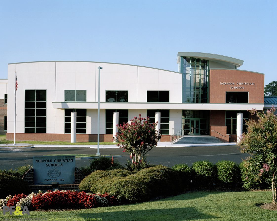 Norfolk Christian Schools Photo #1 - Norfolk Christian Upper School Campus