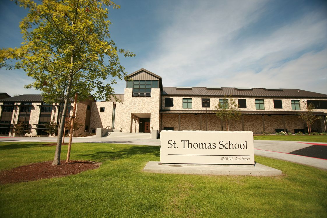 St. Thomas School Photo #1