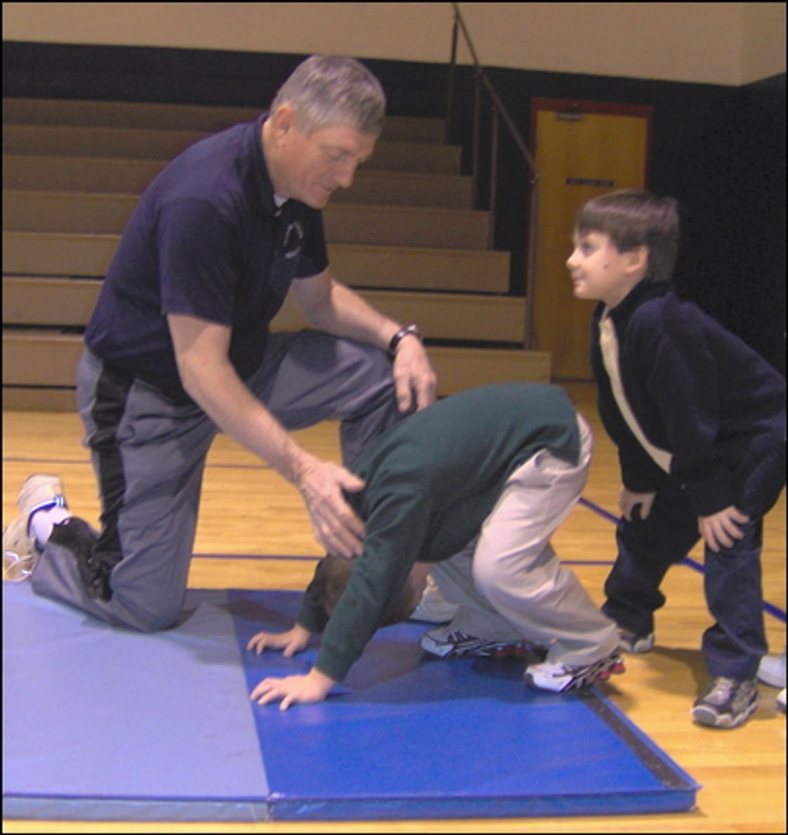 Heritage Christian School Photo - PE instruction for all
