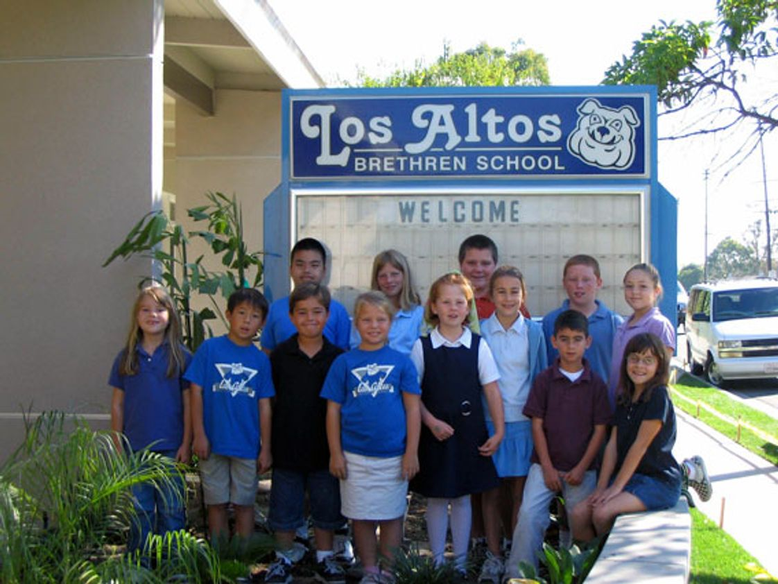 Los Altos Grace School Photo #1 - We'd love to have you be part of our school!