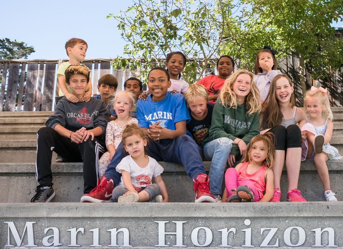 Marin Horizon School Photo #1 - Marin Horizon School is a Montessori-inspired pre-K-8th grade independent school in Mill Valley, CA. Please visit our website to find out more: www.marinhorizon.org