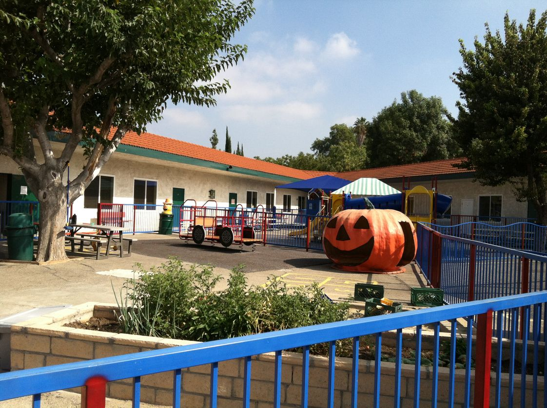 ABC Little School Northridge Photo #1 - At ABC Little School - Northridge, each of our 5 play yards are seperated by age!