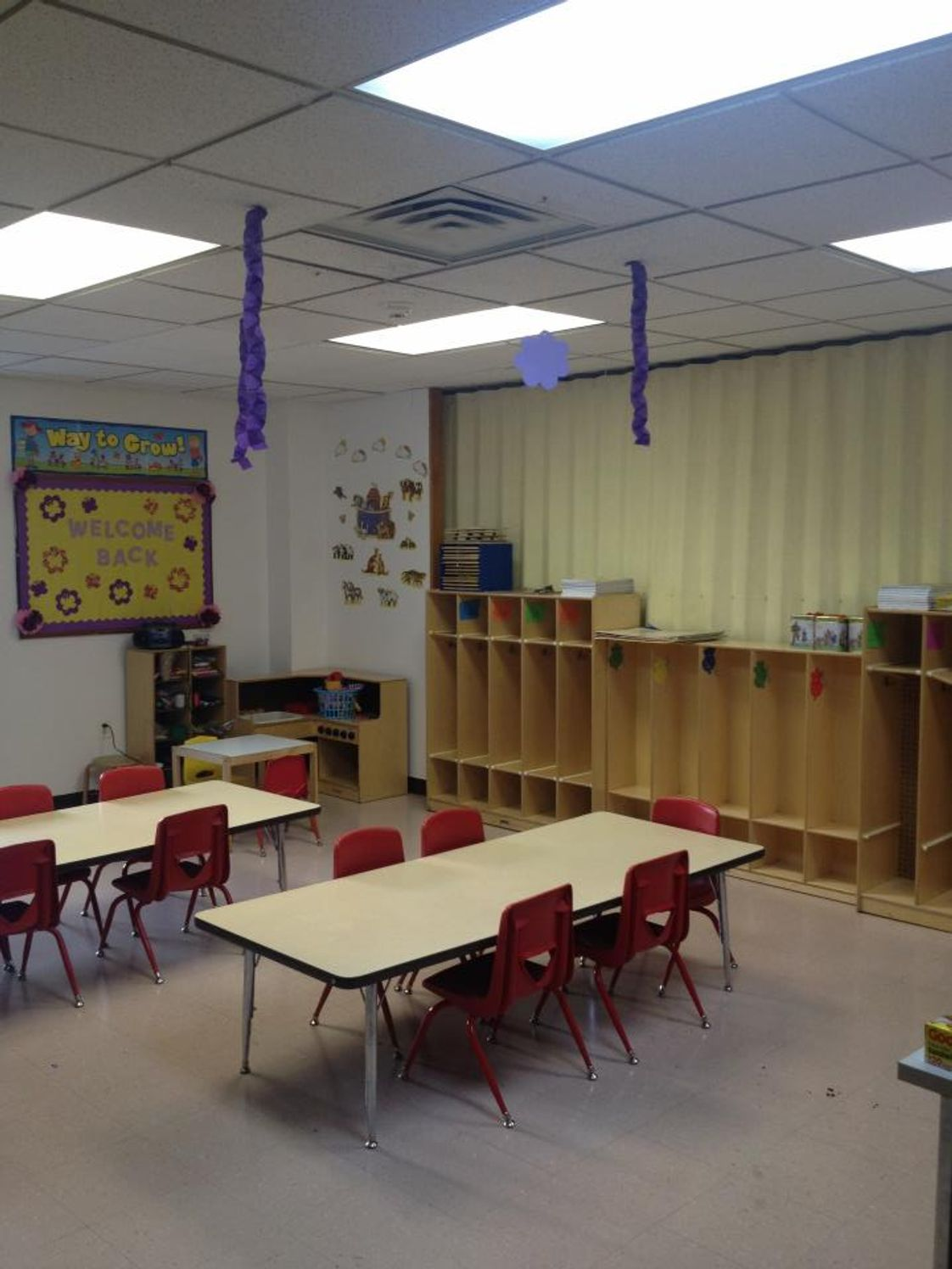 Genesis Educational Center Photo #1 - Our spacious Pre K room.