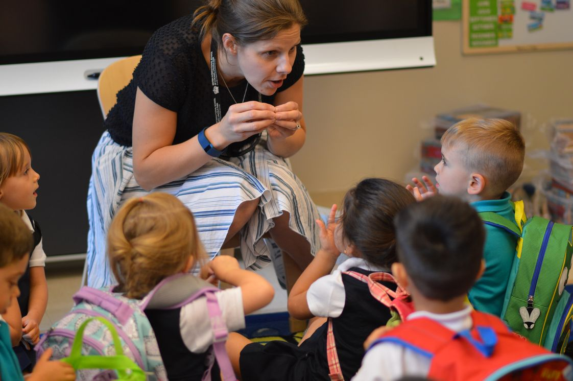 British International School of Chicago, Lincoln Park Photo - Nursery Class