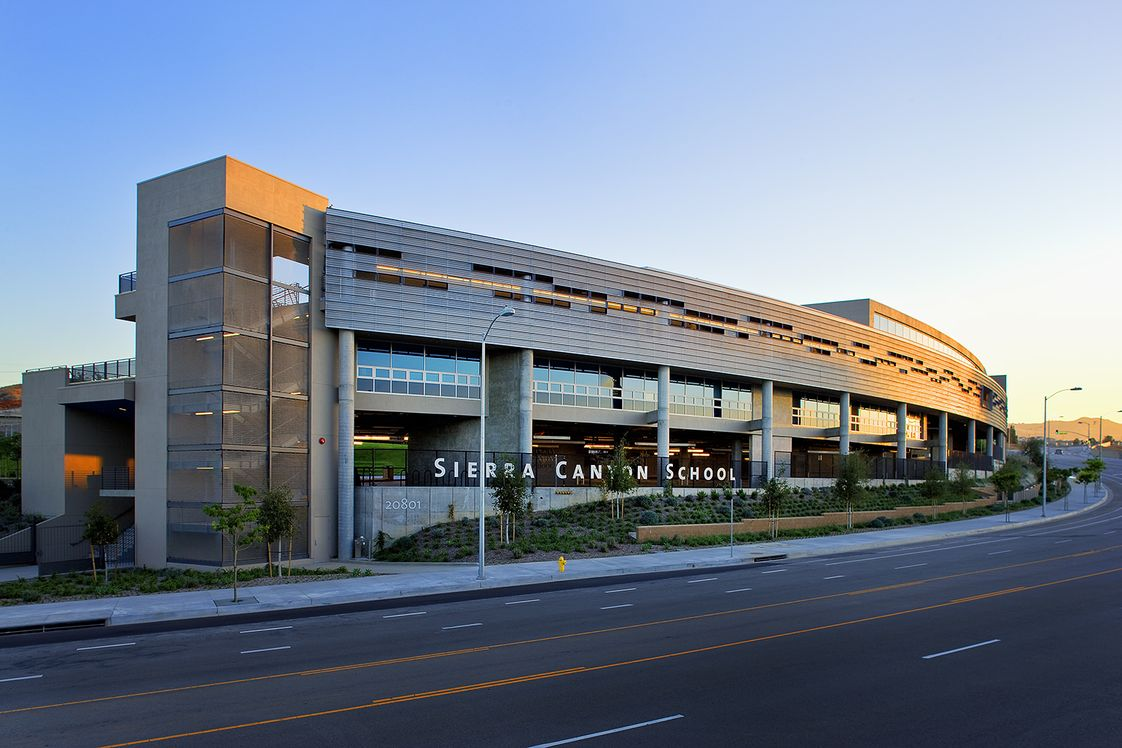 Sierra Canyon School Photo - Our Upper Campus is home to our Middle and Upper School students, grades 7-12.