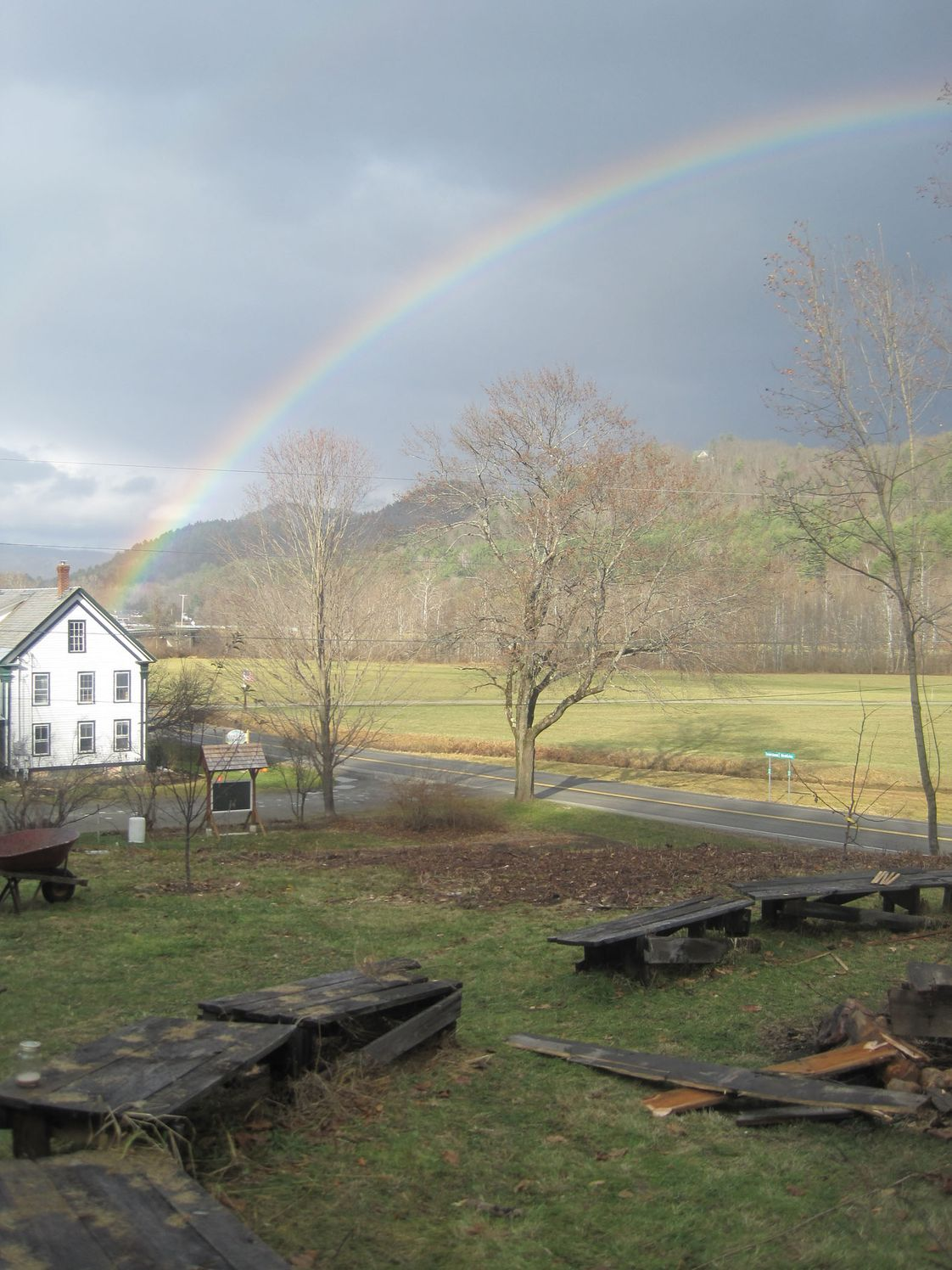 Kindle Farm School Photo #1 - A beautiful day at the school