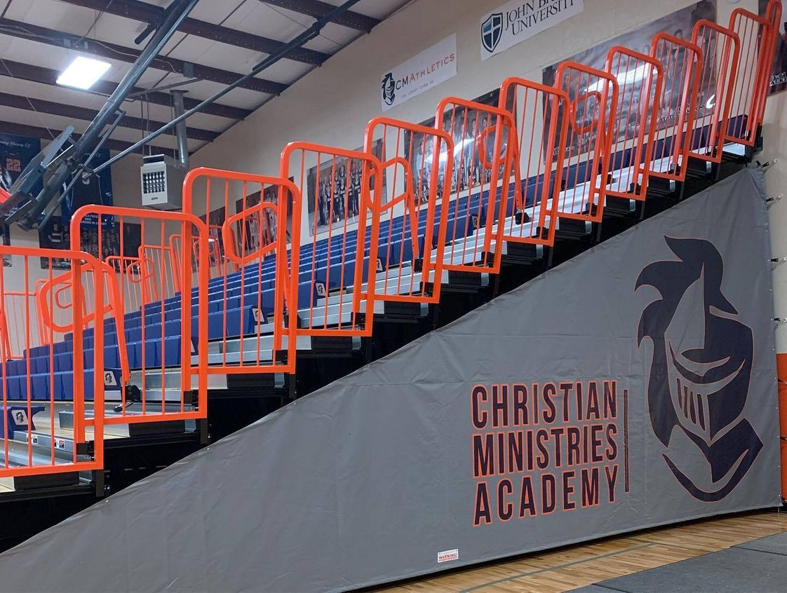 Christian Ministries Academy Photo - CMA Gymnasium