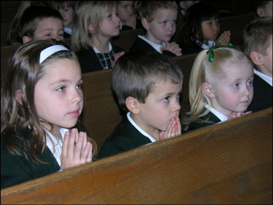 St Patrick's Catholic School Photo #1 - Tues & Thurs Mass