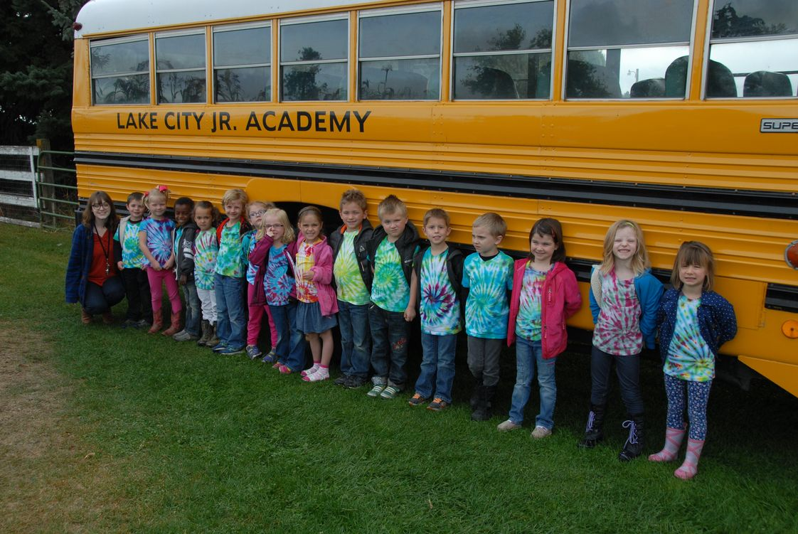 Lake City Academy Photo #1 - Our kids are on the move!