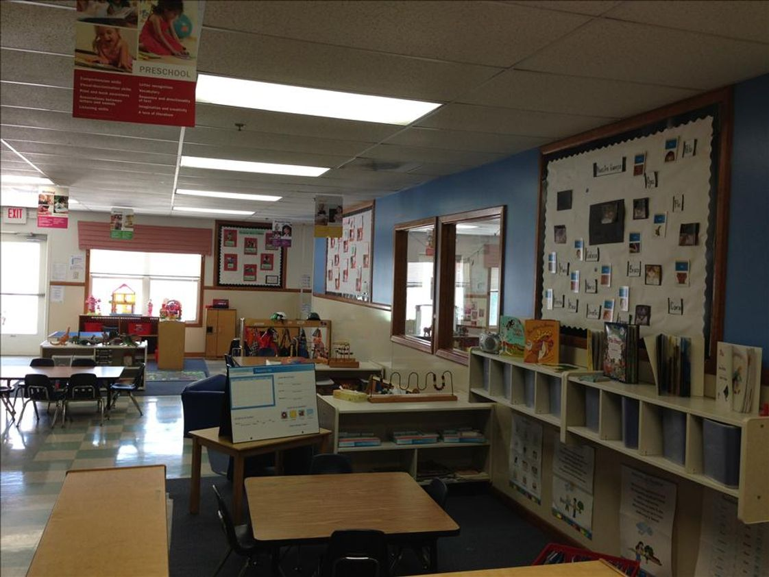 Fountain Valley KinderCare Photo #1 - Preschool Classroom