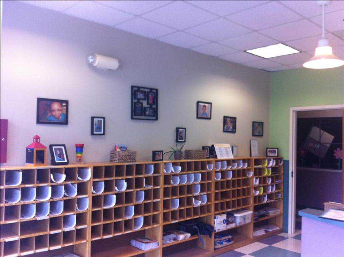 Canton KinderCare Photo - Lobby