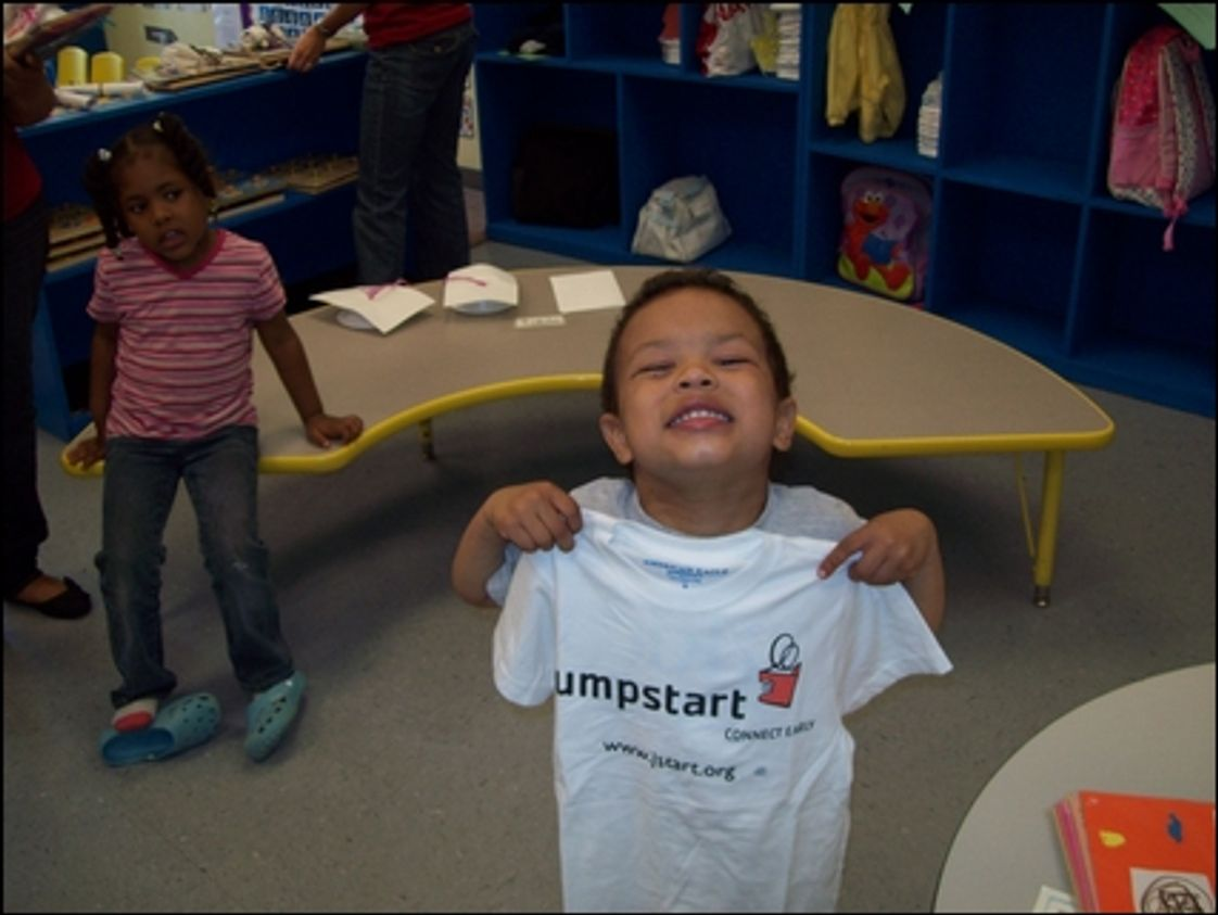 Beautiful Beginnings Child Care Center Photo #1 - Jumpstart program is held at Beautiful Beginnings