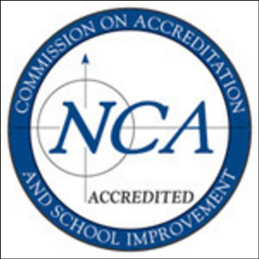Western Christian Academy Photo - WCA has full accreditation status with the North Central Commission on Accreditation and School Improvement (NCA CASI)