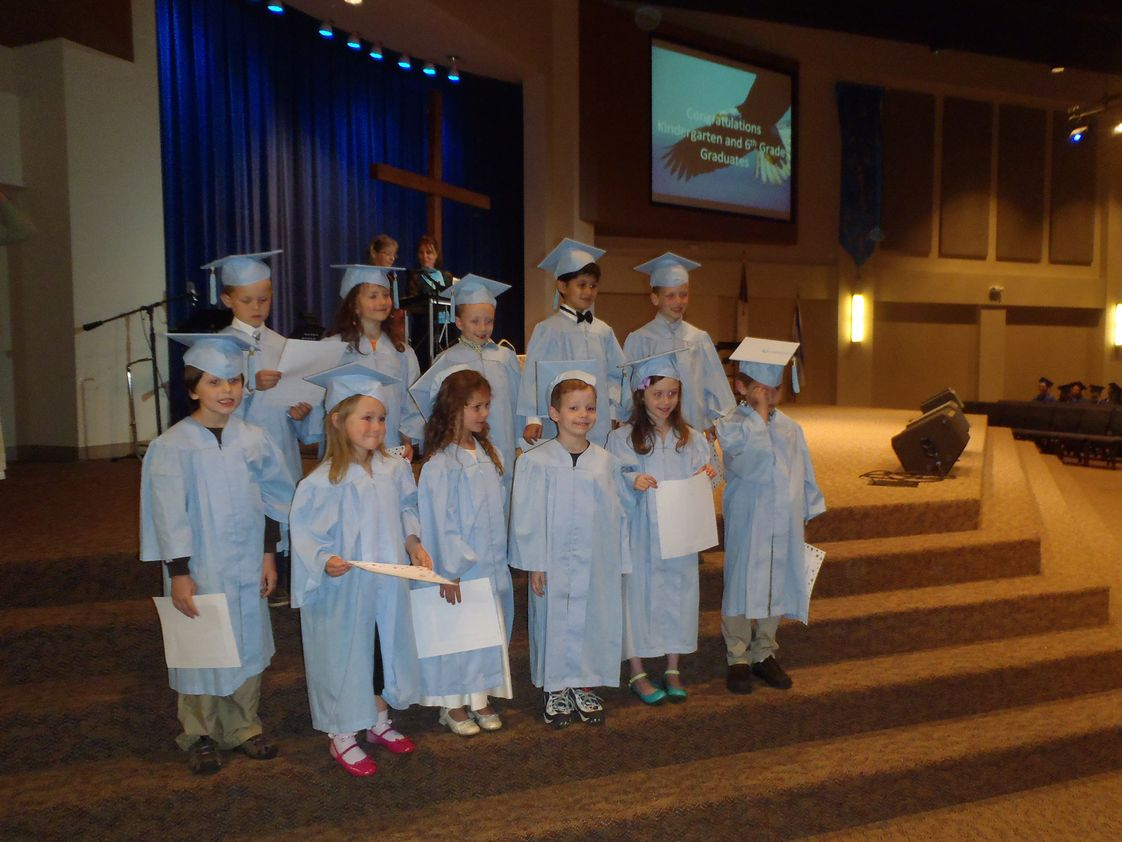 Heritage Christian Academy - Mt. Juliet Photo - Kindergarten graduation