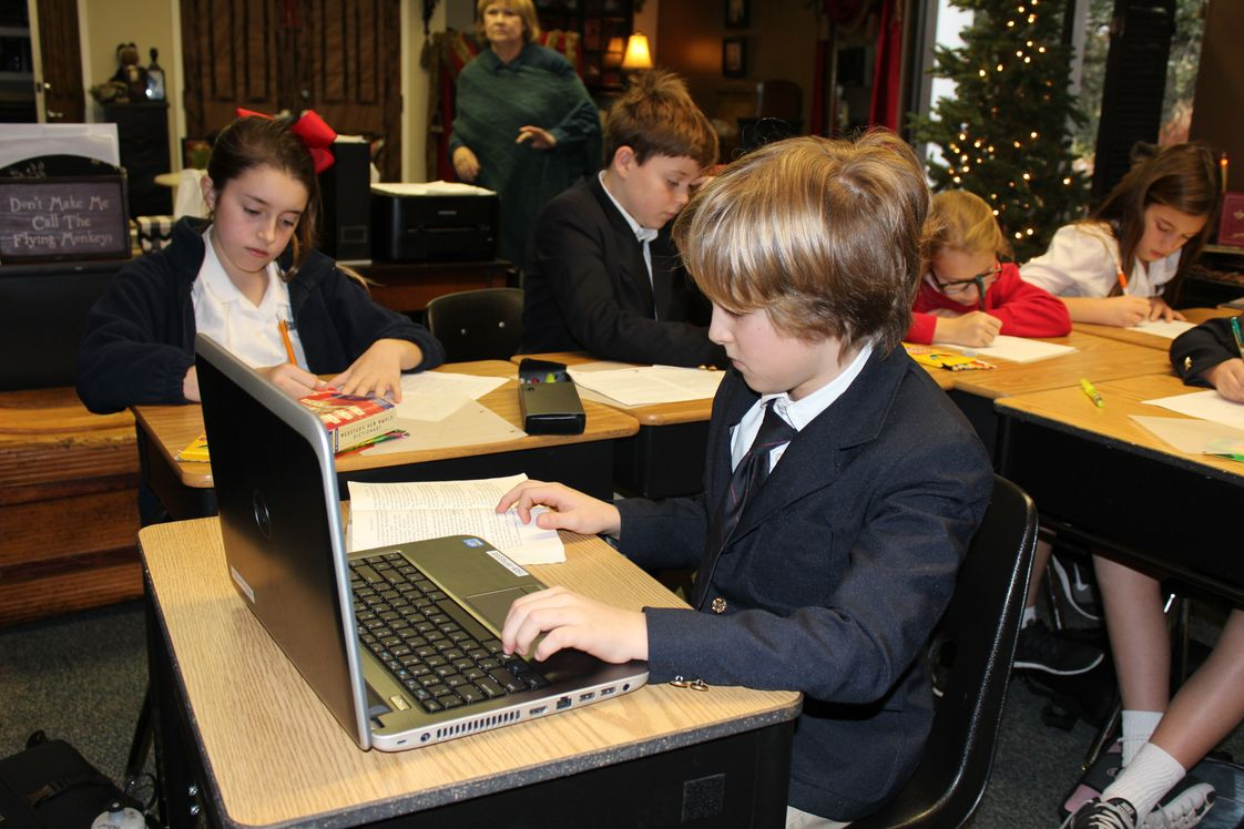 Wesley Prep Photo - Fifth grade students research historical figures in US history, write a speech based on the figure of their choice, and enact a moment of the figure's life in Wesley Prep's annual Night At The Museum event.
