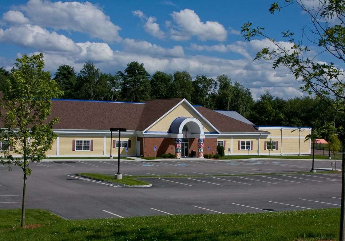Next Generation Children's Centers Photo #1 - Next Generation Children's Centers is very proud of one of its' newest school in Walpole! Bright open play spaces, over-sized classrooms and state-of-the-art playground equipment are just some of the amenities built into this wonderful place for children. Our professional teaching teams prepare curriculum that will challenge your child academically as well as socially. Come take a tour of our convenient Route 109 location and see why Next Generation Children's Centers is an amazing place for your child! Next Generation Children's Center of Walpole is now offering child daycare services and pre-kindergarten education to the Walpole, Dover, Medfield, Norwood, and Westwood areas. We are conveniently located off of Route 109 on the Westwood/Dover/Medfield line.