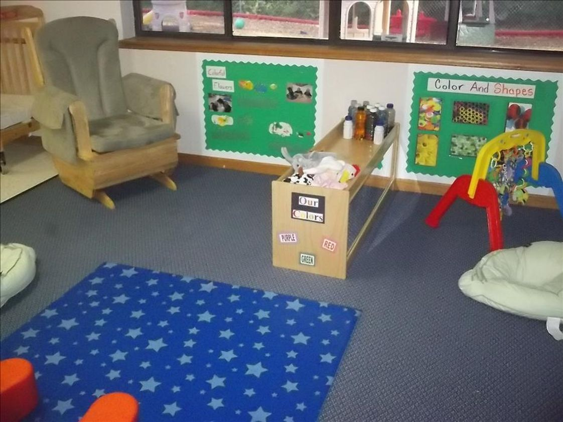 Arden Hills KinderCare Photo #1 - This is a view of our infant classroom.