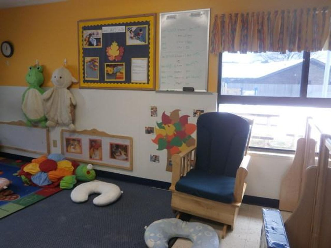 Kimberly Parkway KinderCare Photo #1 - Infant Classroom