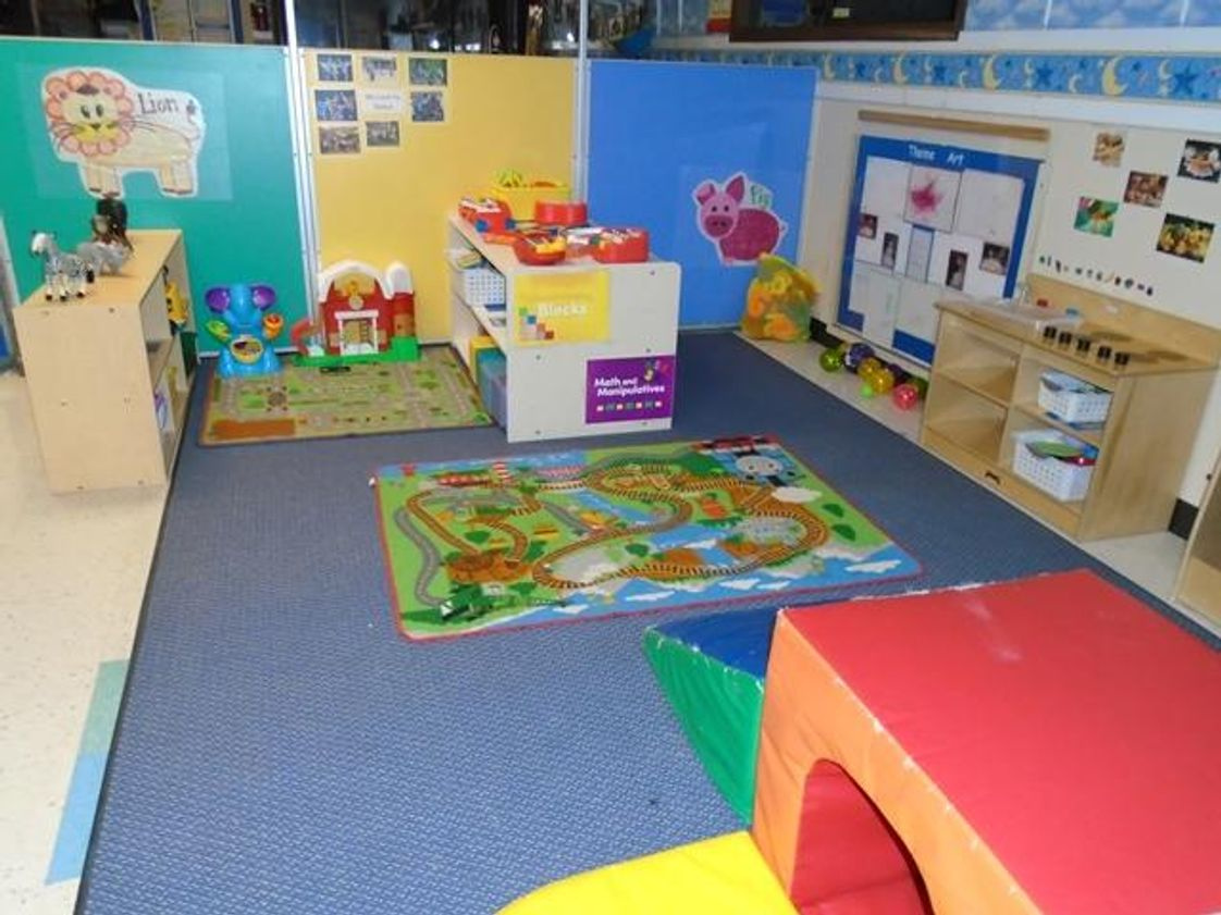Kingsport KinderCare Photo - Early Foundations Toddlers Classroom