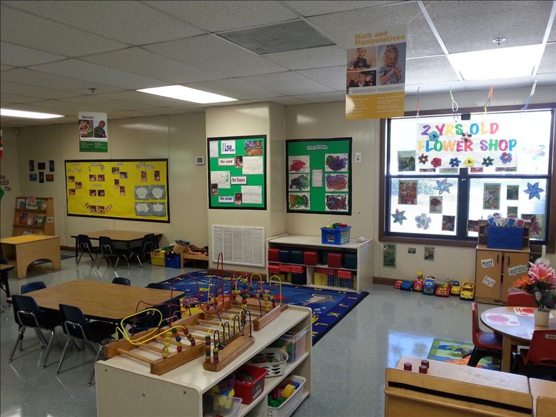 Dorscher KinderCare Photo #1 - Discovery Preschool Classroom