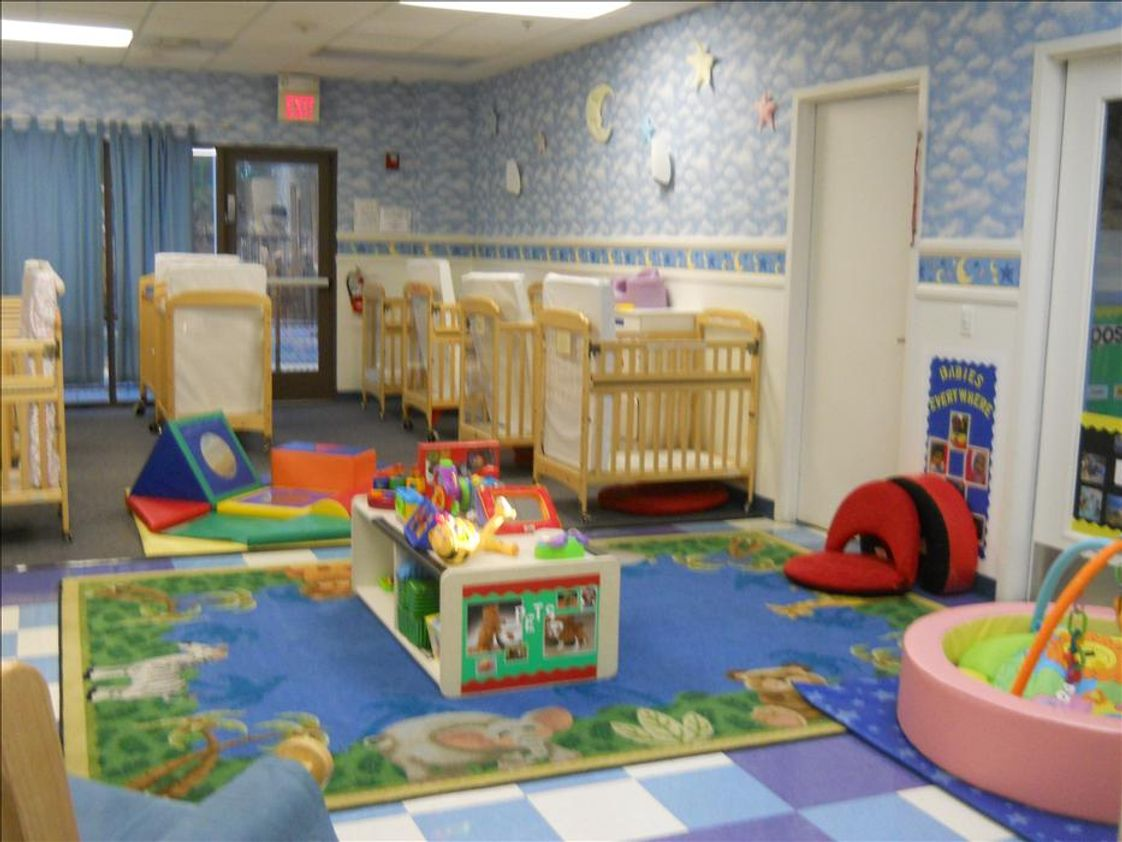 Surprise KinderCare Photo #1 - Infant Classroom: A great start goes a long way!