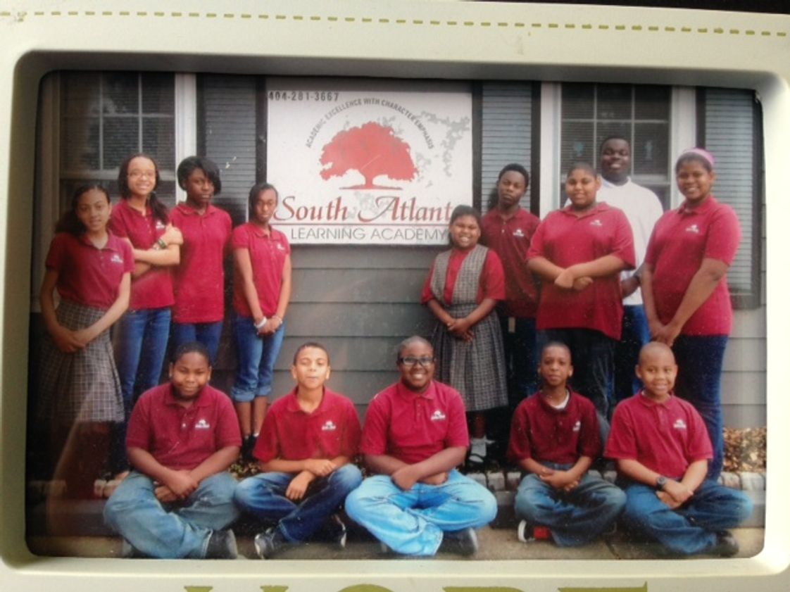 South Atlanta Learning Academy Photo #1 - Excellent Group of Talented and Gifted Students!!!