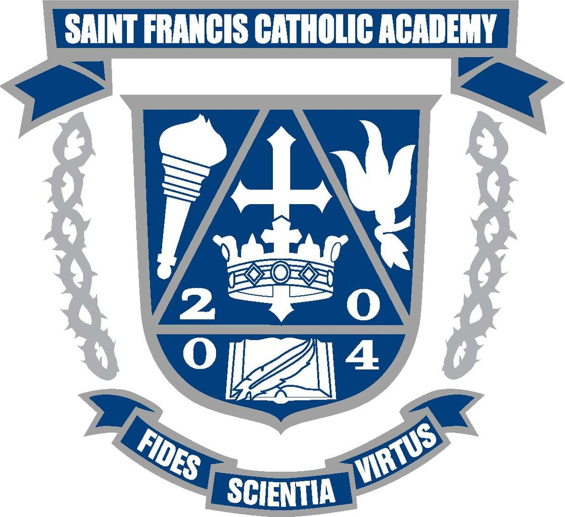 Saint Francis Catholic Academy Photo #1 - The Mission of Saint Francis Catholic Academy is to inspire all students to live a life of faith, academic excellence and virtue.