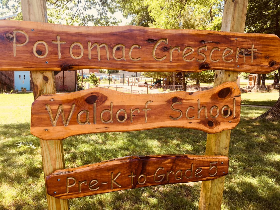 Potomac Crescent Waldorf School Photo #1 - Welcome to Potomac Crescent Waldorf School. The only accredited Waldorf school in Northern Virginia.