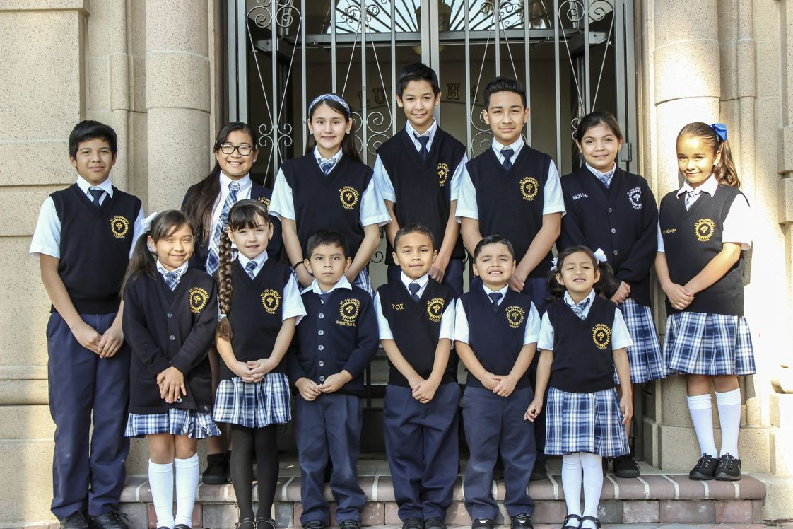 St. Columbkille Catholic School Photo #1 - Currently, the school serves 293 students in transitional kindergarten (TK) through eighth grade.