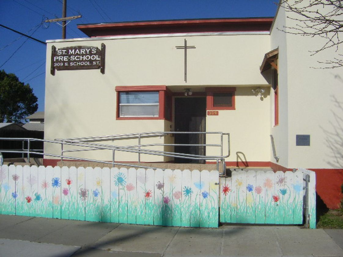 St. Mary Of Assumption School Photo #1 - St. Mary's Preschool provides children 2-5 years old the opportunity to begin thier life of learning in a safe environment grounded in Catholic values.