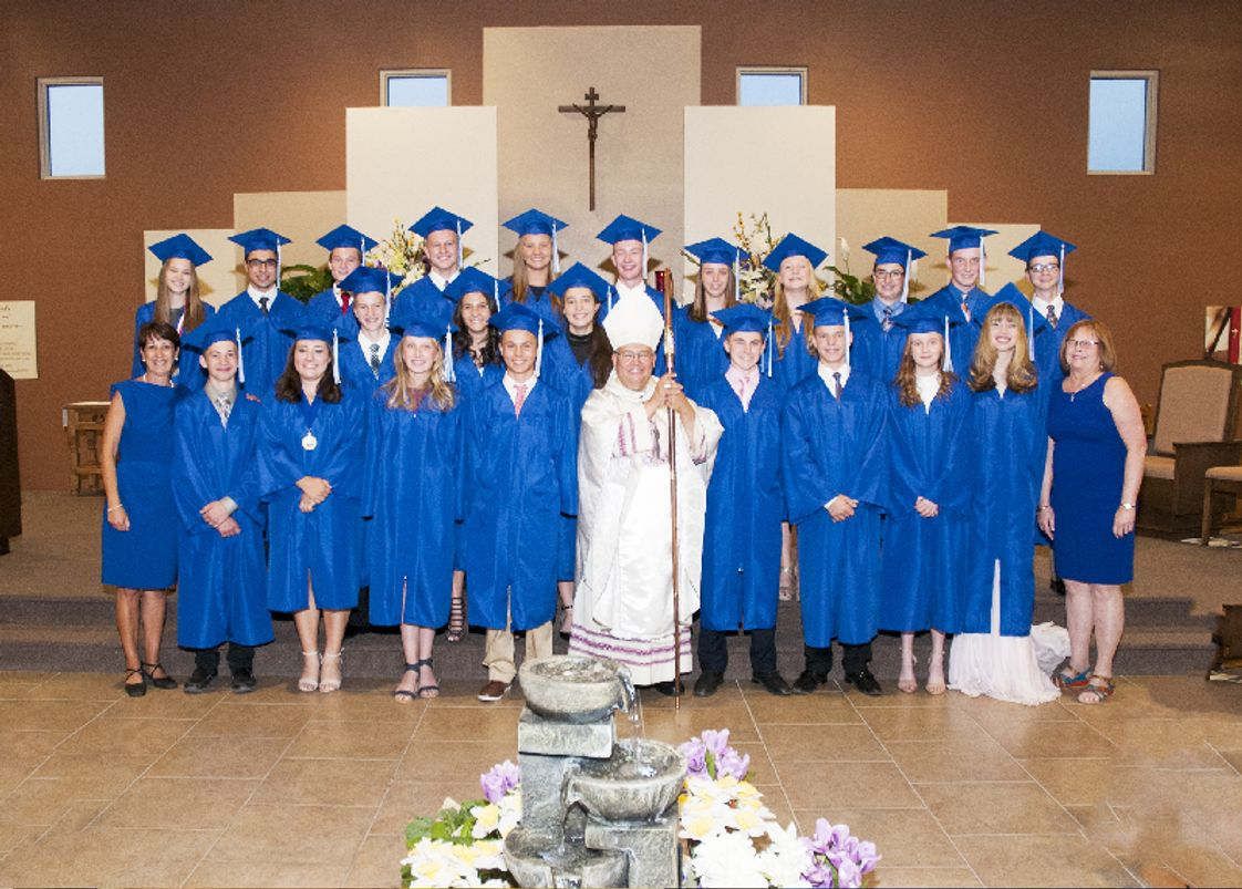 Annunciation Catholic School Photo #1 - The Class of 2017