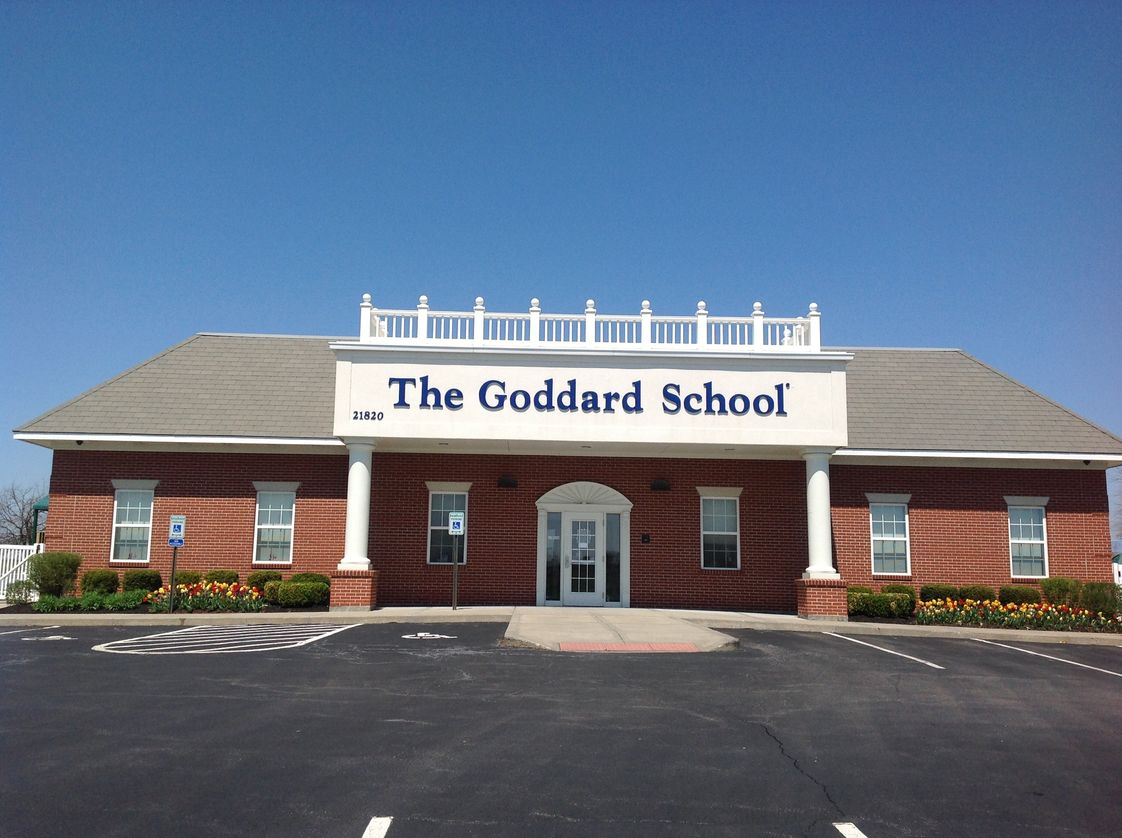 The Goddard School Photo - Welcome to The Goddard School! Our goal is to be a resource for families and a community where parents can share information and learn from each other.
