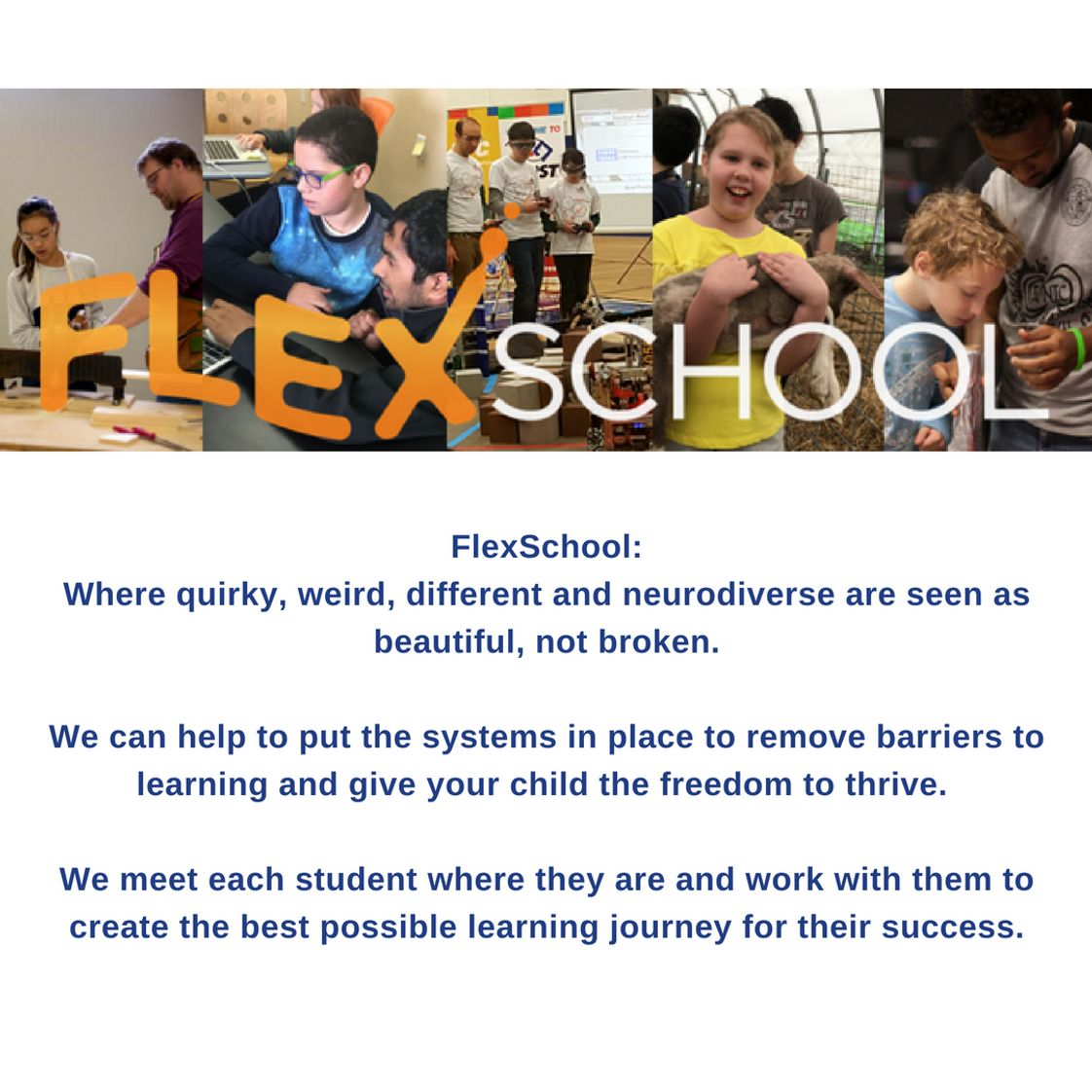 FlexSchool Photo