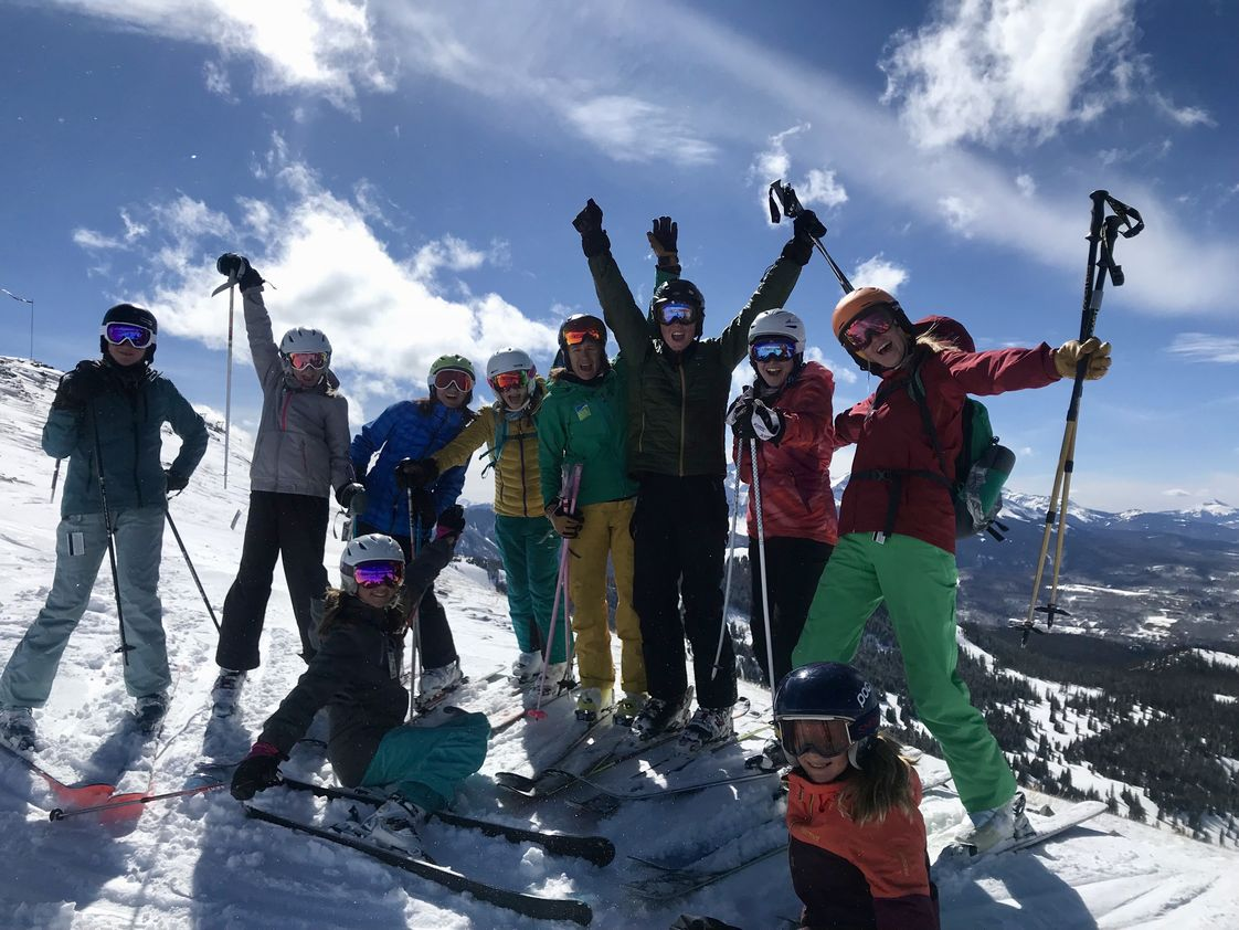 Telluride Mountain School Photo #1 - Winter programs are designed around snow, winter ecology, avalanche education and include a full-season, on-mountain ski and snowboard Ski P.E. program that accommodates all skill levels, from the recreational skier/snowboarder to the aspiring competitor.