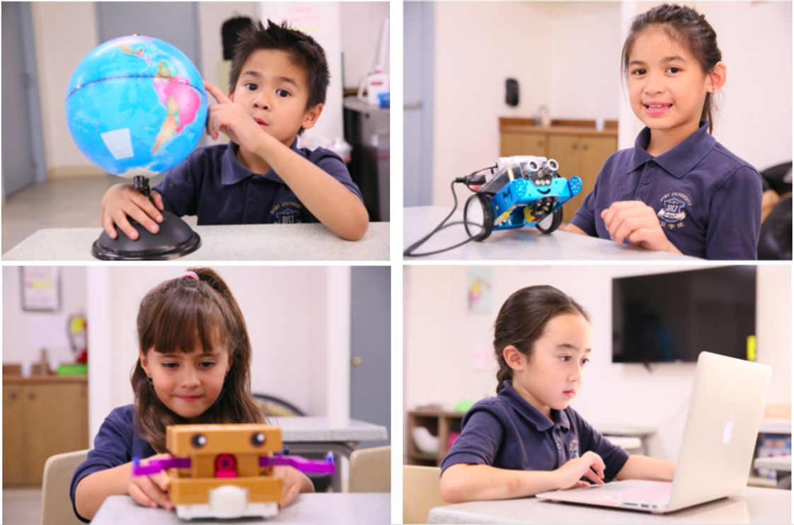NCA-Baby University-Noble Collegiate Academy Photo - Integrate technology in learning