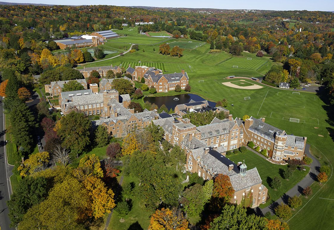 The Taft School Photo - Taft's 226-acre campus is in New England's beautiful Litchfield County, Connecticut.