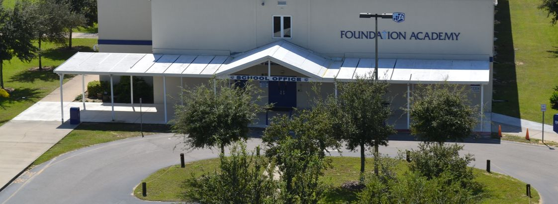 Foundation Academy Photo - Our Tilden Campus spans over 65 acres in south Winter Garden and serves grades 7 through 12.