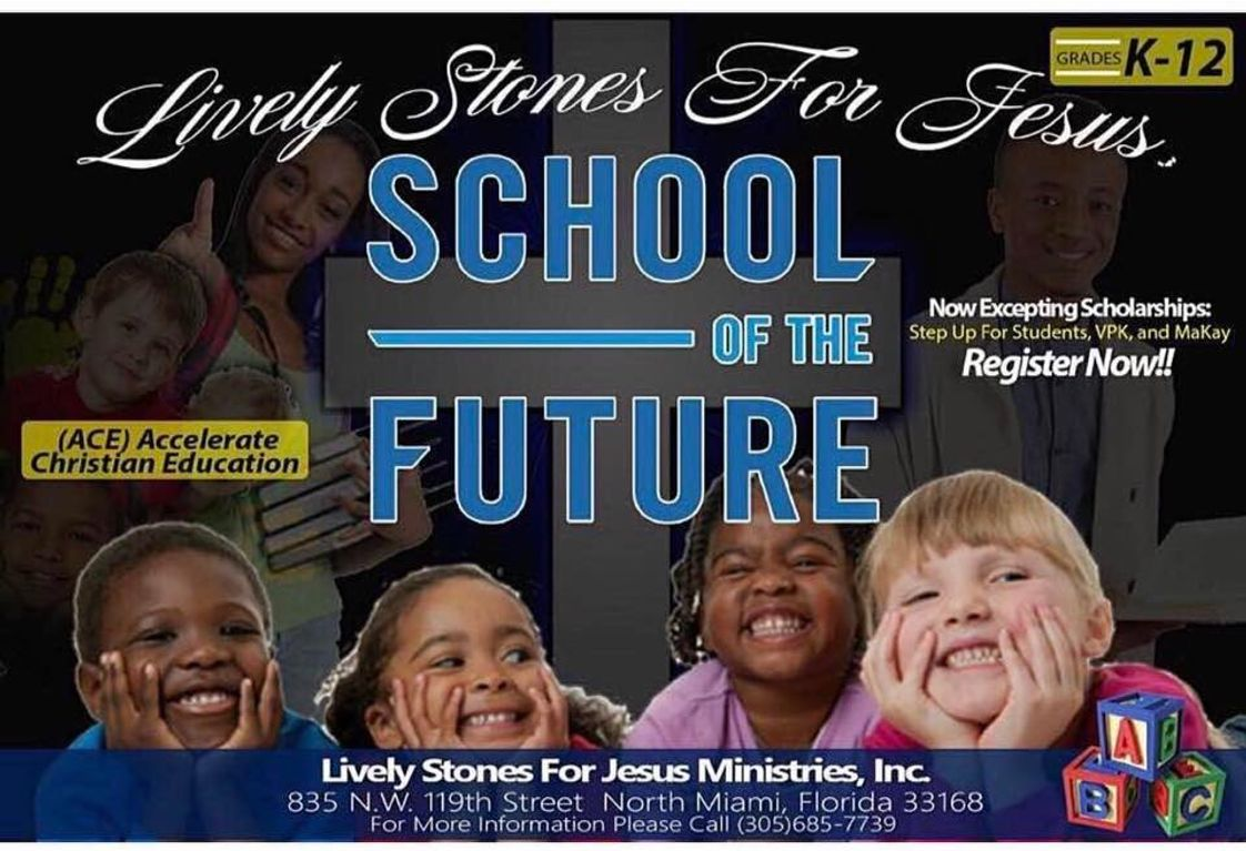Lively Stones For Jesus School of the Future Photo #1
