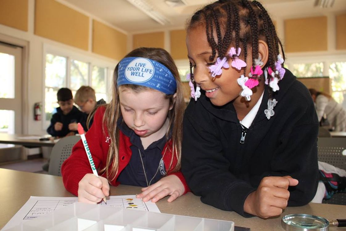 St. Barnabas Episcopal School Photo - Our mission is to challenge each student in a supportive environment that promotes academic excellence, sound moral values, and high self-esteem within a framework of God's love.
