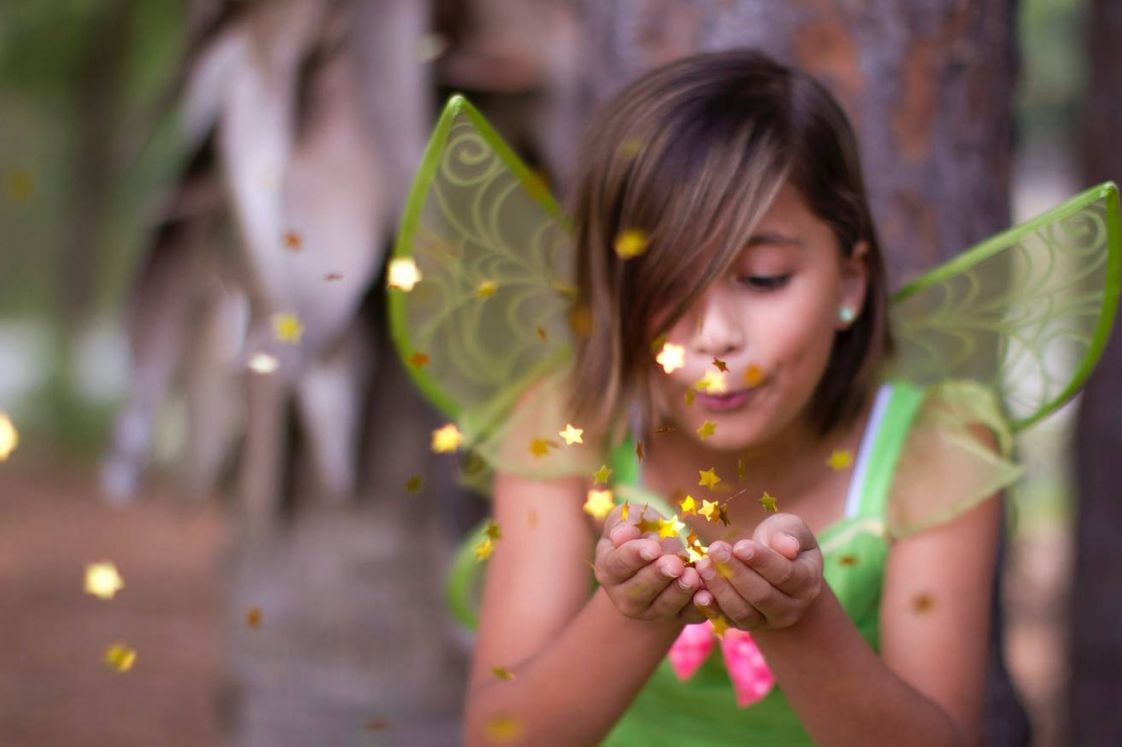 One School of The Arts Photo - Tink, from Neverland, sending some pixie dust your way.