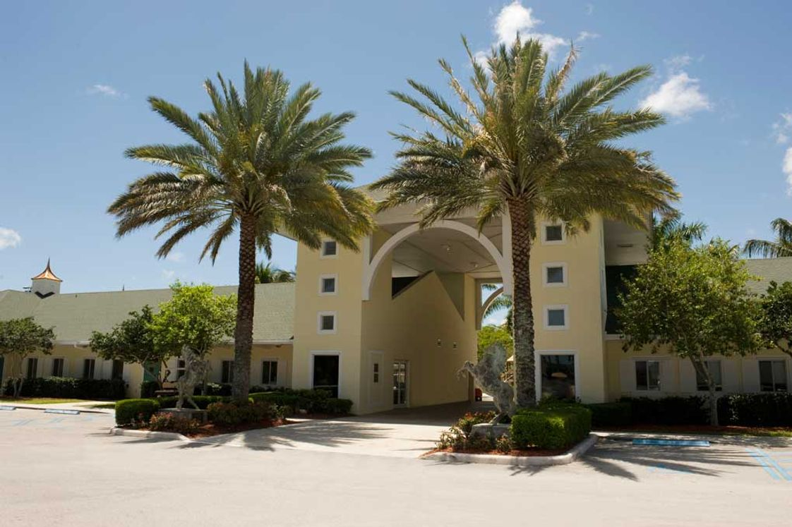 American Heritage School Palm Beach County Campus Photo #1 - Main Entrance