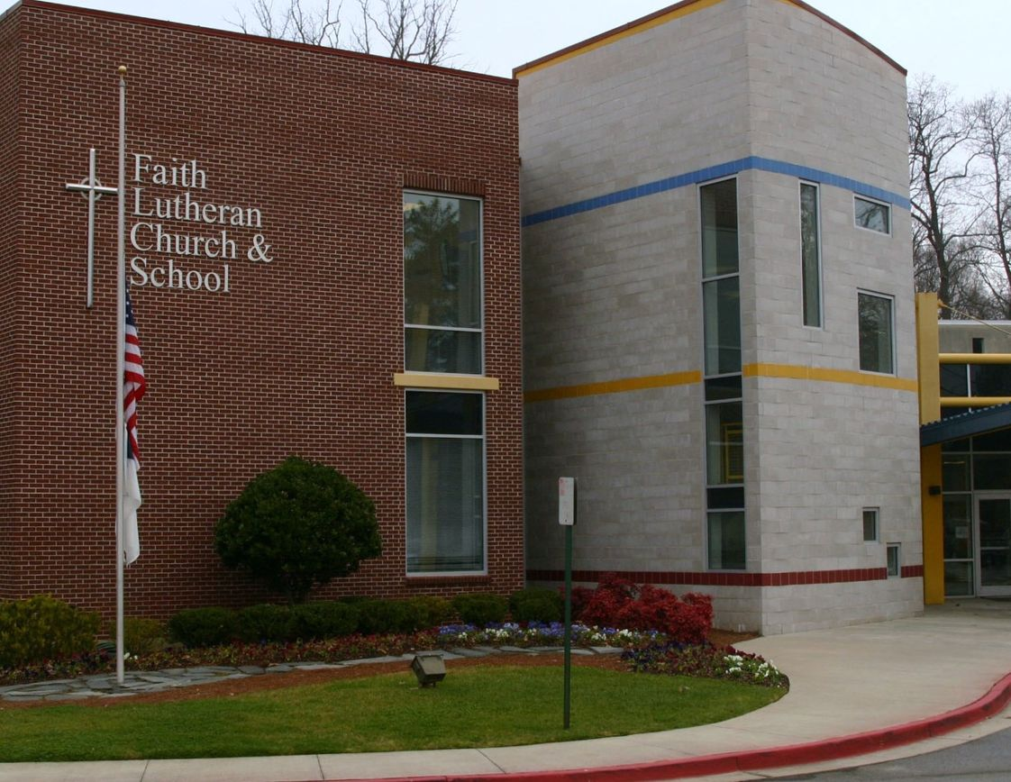 "Faith Lutheran School Photo - Welcome to Faith Lutheran! ""Excellence in Education where Christ and Family Come First"""