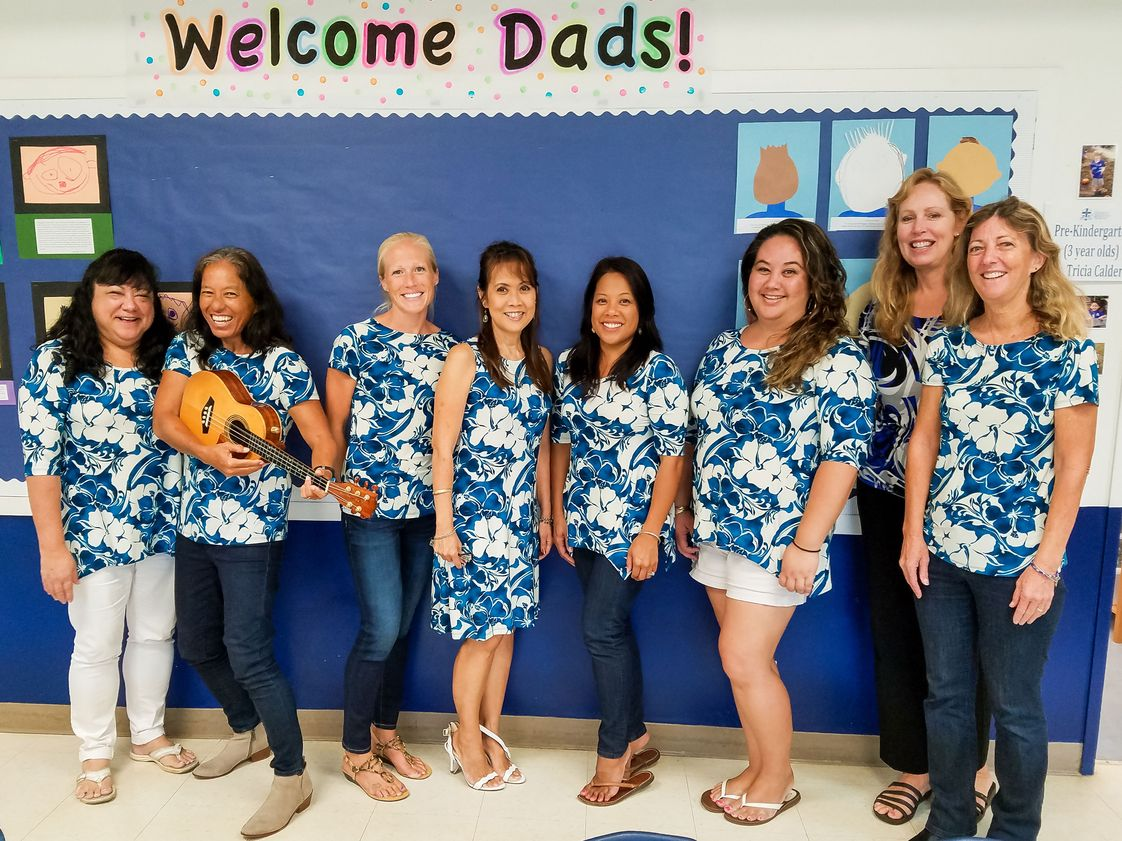 Trinity Christian School Photo - TCS Preschool teachers 2016-17