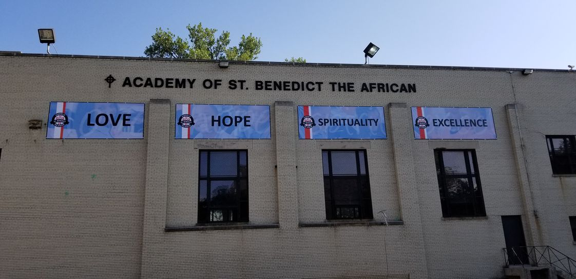 Academy Of St Benedict The African Photo #1 - Academy of St. Benedict the African built on a tradition of love, hope, spirituality and excellence. Discover the difference!