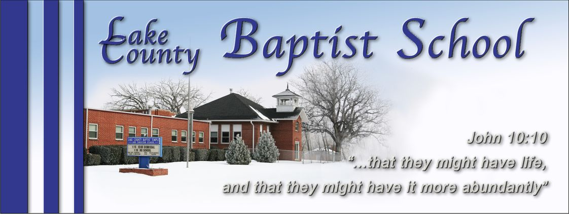 Lake County Baptist School Photo