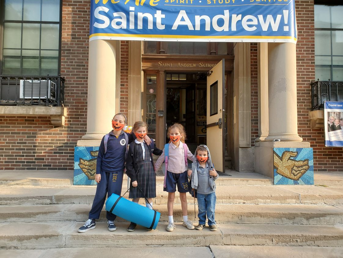 Saint Andrew School Photo #1